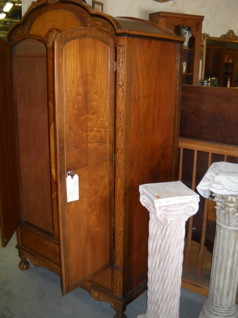 Antique Armoire Wardrobe Antique Carved Walnut Armoire Wardrobe Curiosity Consignment Images