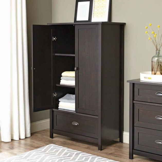Black Armoire Wardrobe Wardrobe Closet Black Traditional Bedroom Design With Jcpenney Photos