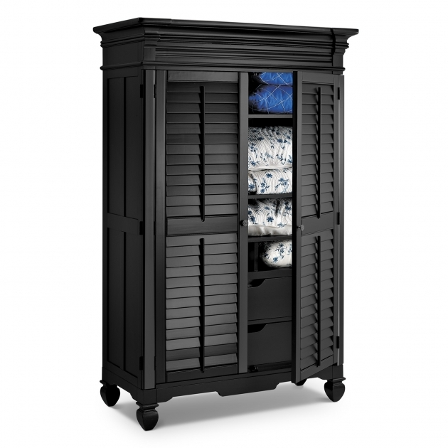 Black Wardrobe Armoire Plantation Cove Armoire Black Value City Furniture Pictures