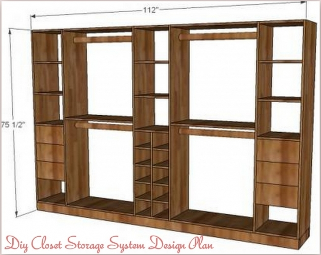 Closet Organizer Design Closet Organizer Design Systems Home Interior Decoration Image