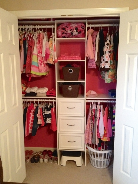 Closet Organizer For Kids Chaos Ordered Kid Friendly Closet Organizer Chaos Ordered Photo