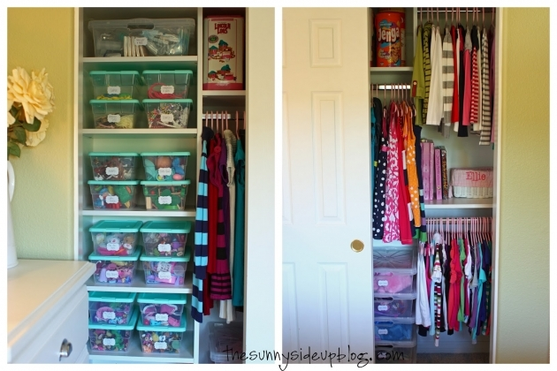 Closet Organizer For Kids Organized Kids39 Closetdrawers The Sunny Side Up Blog Pic