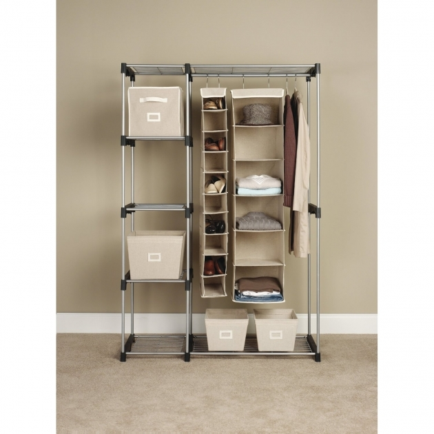 Closet Shelf Organizers Closet Shelf Hanging 2016 Closet Ideas Amp Designs Photo
