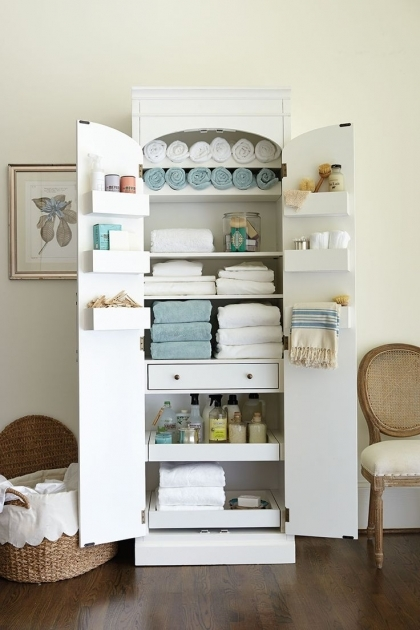 Closet Storage Cabinets 1000 Ideas About Linen Storage On Pinterest Bathroom Vanities Images