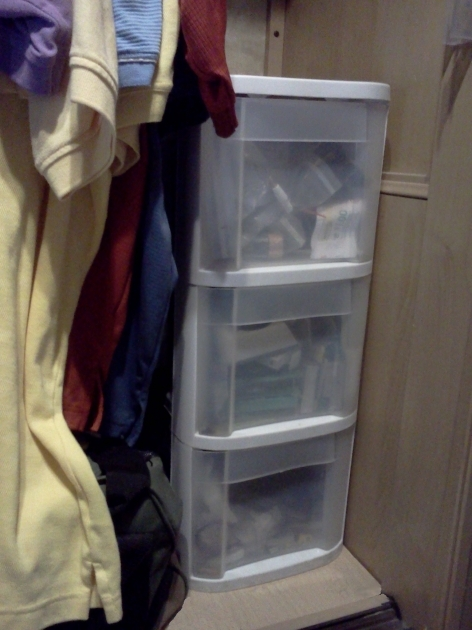 Closet Storage Drawers Rv Storage Tips Adding Shelves And Drawers Pictures