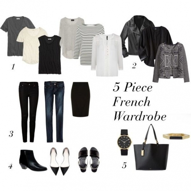 French Wardrobe Basics How Cultivating The 395 Piece French Wardrobe39 Will Make You A Pictures
