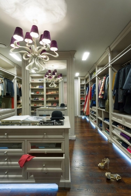 Ideas For Walk In Closet 75 Cool Walk In Closet Design Ideas Shelterness Images