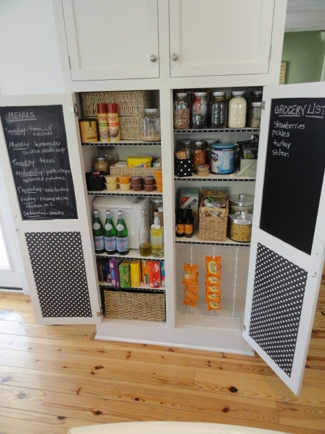 Kitchen Closet Organizers 14 Inspirational Kitchen Pantry Makeovers Home Stories A To Z Photos