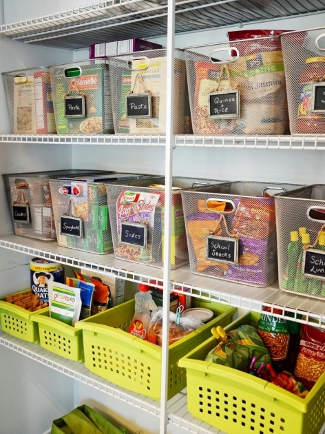 Kitchen Closet Organizers 20 Best Pantry Organizers Easy Ideas For Organizing And Cleaning Picture