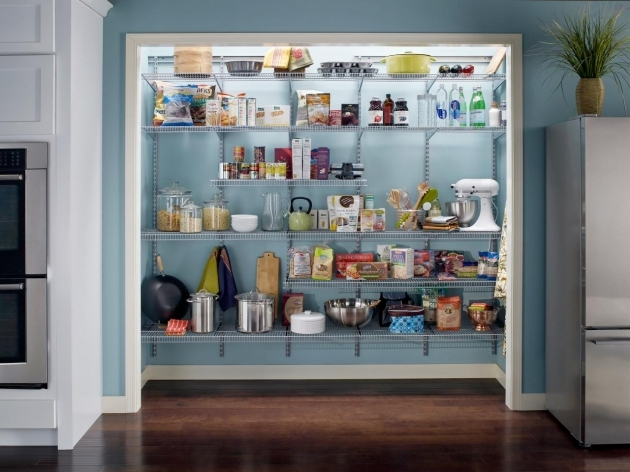 Pantry Closet Organizers Pantry Cabinets And Cupboards Organization Ideas And Options Picture