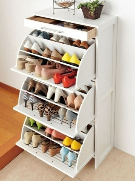 Shoe Storage For Small Closet 50 Best Shoe Storage Ideas For 2017 Pic