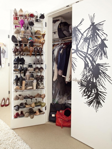 Shoe Storage For Small Closet Shoe Storage And Organization Ideas Pictures Tips Amp Options Photo