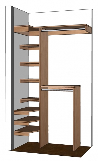 Small Closet Design Ideas 1000 Ideas About Small Closet Design On Pinterest Closet Picture