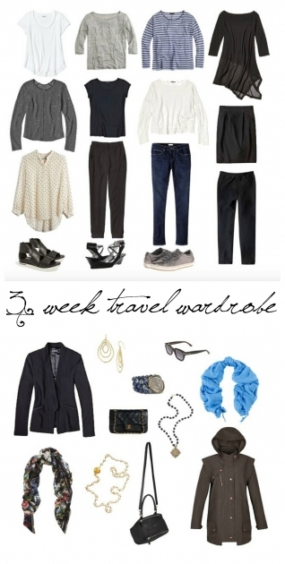 Wardrobe Planning Travel Wardrobe Planning For 3 Weeks In Europe Photo