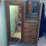 Antique Wardrobe For Sale Early 190039s Wardrobe Dresser For Sale Antiques Classifieds Picture