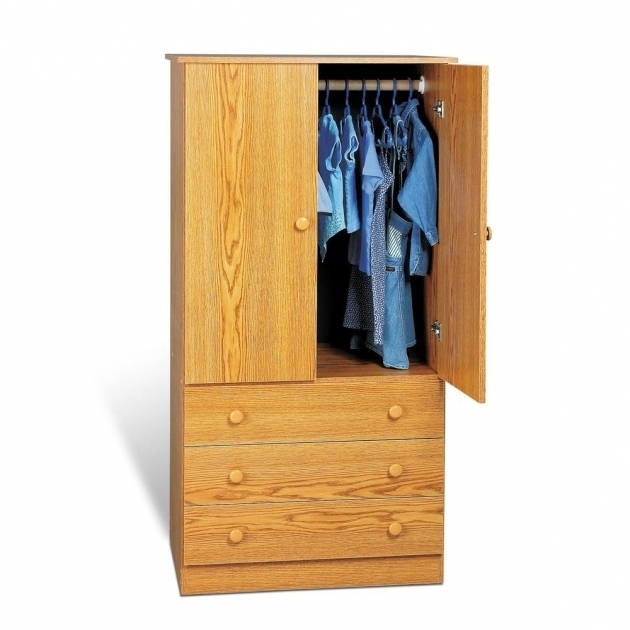 Armoire Wardrobe Storage Cabinet Armoires Bedroom Furniture Furniture The Home Depot Photo