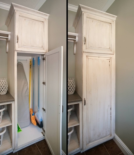 Broom Closet Organizer Broom Closet Cabinet Smart And Practical Solution To Organize The Pics