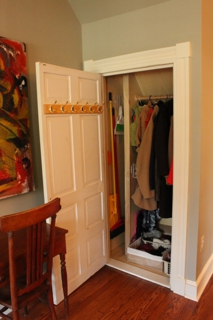 Broom Closet Organizer Broom Closet To Save Your Old School Tools Home Designs Pics