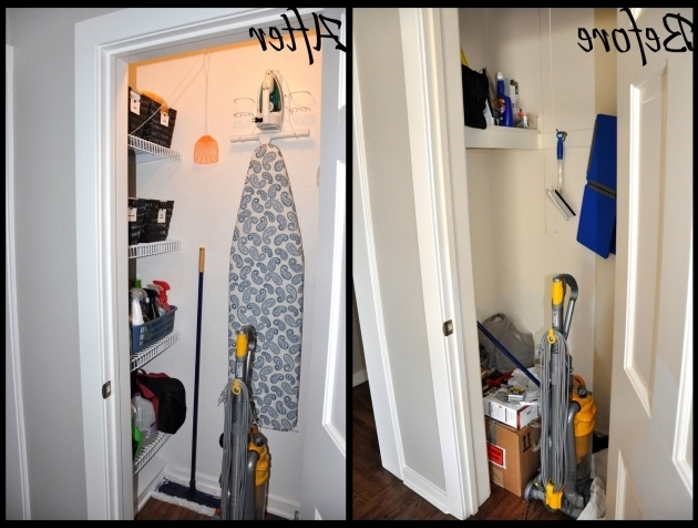 Broom Closet Organizer The Beautiful Cayman Cindy Mission Organization Images