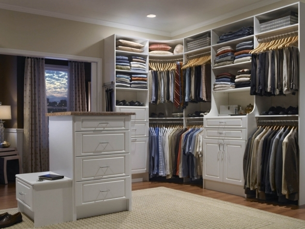 Built In Closet Organizers Built In Closet Systems Home Furnishing Ideas Photos
