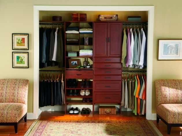 Built In Closet Organizers Small Closet Organization Ideas Pictures Options Amp Tips Hgtv Images
