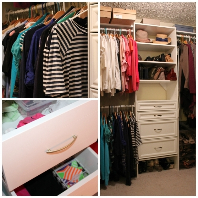 Closet Systems Diy My 3 Favorite Diy Closet Systems Organize Professionally Pic