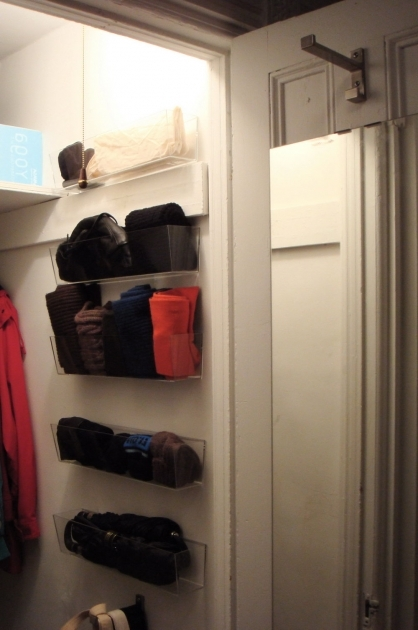 Coat Closet Storage Coat Closet Storage Ideas Home Design Ideas Image