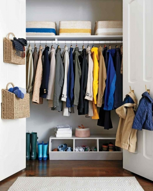 Coat Closet Storage Perfect Ideas Of Coat Closet Closet Organizers Pic
