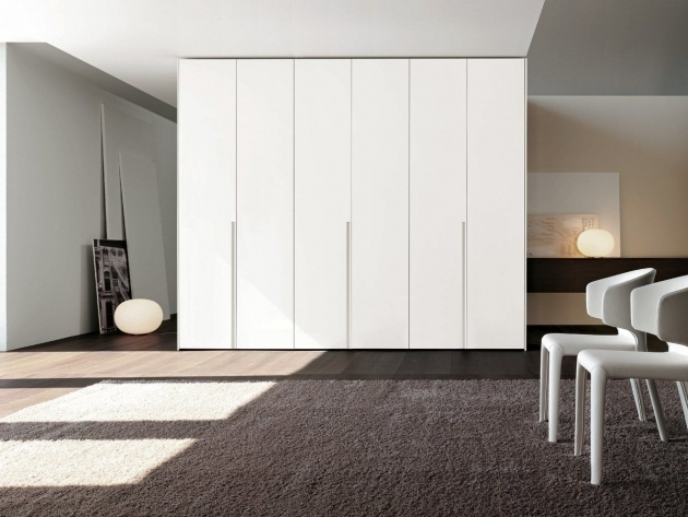 Contemporary Wardrobe Contemporary Wardrobe Wooden With Swing Doors Tomasella Compas Picture