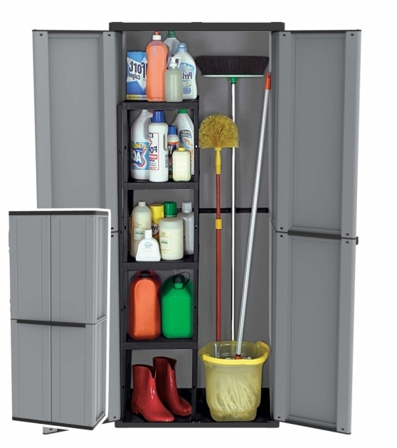 Plastic Storage Closet Plastic Cupboard Ebay Picture