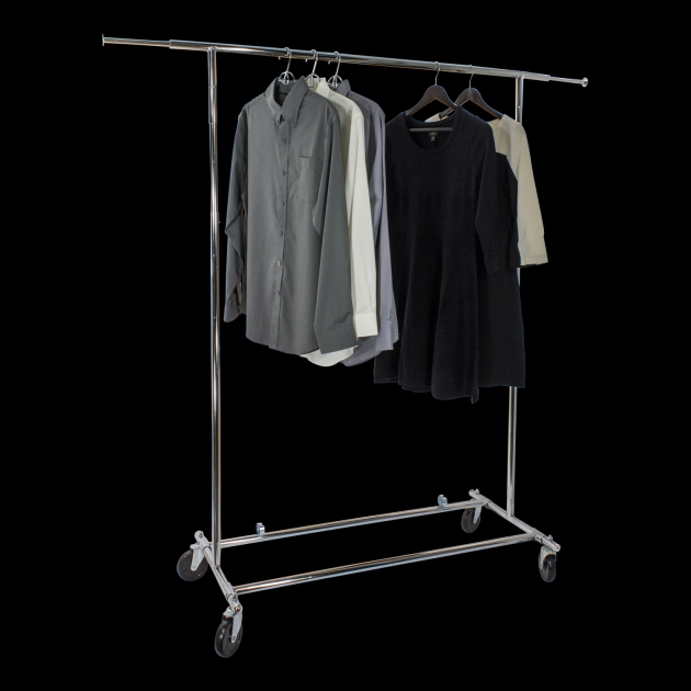 Portable Wardrobe Rack Portable Garment And Clothes Storage Racks Storables Pics