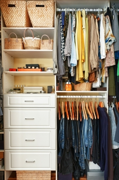Professional Closet Organizer Tackle Your Closet Discarding Techniques As A Professional Photo