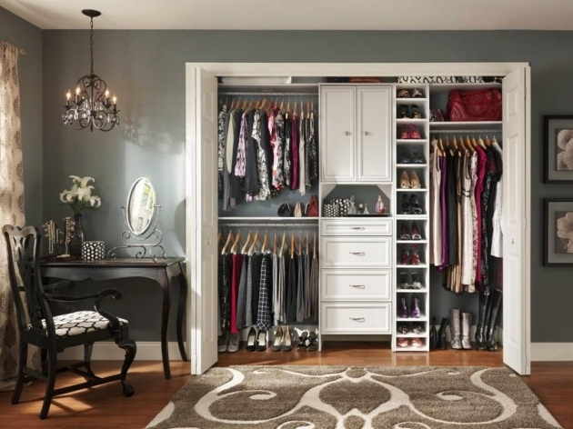 Small Closet Systems 1000 Ideas About Small Closet Organization On Pinterest Small Picture
