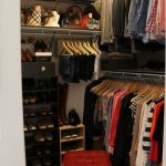 Small Walk In Closet Design Ideas 78 Best Ideas About Small Master Closet On Pinterest Small Images