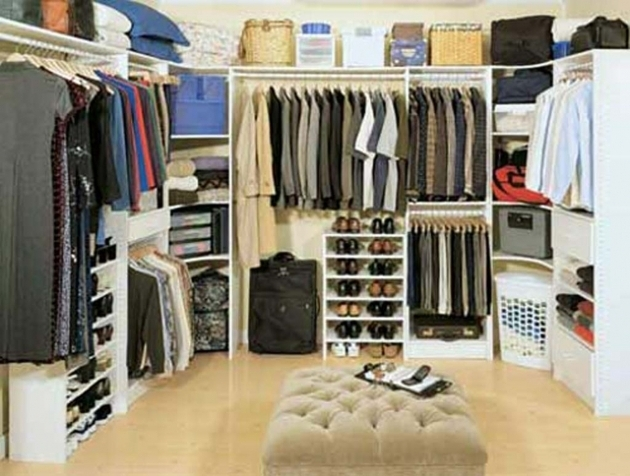 Walk In Closet Systems Design Ideas For Bedroom Pic