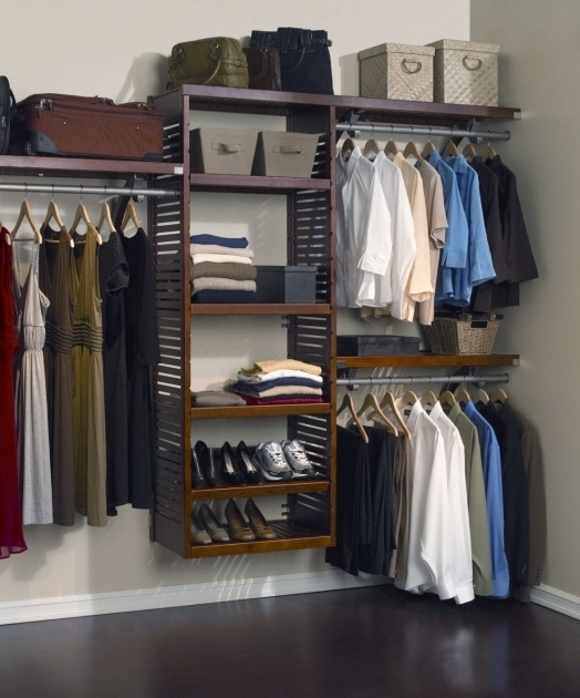 Wood Closet Organizer Systems Best Wood Closet Organizers All Home Designs Picture