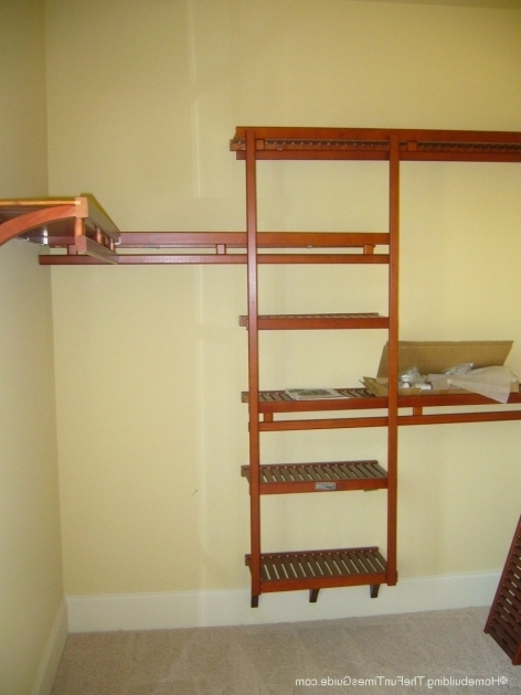 Wood Closet Organizer Systems Spruce Up Your Walk In Closet With A Wood Closet Organizer Instead Pic