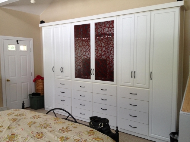 Free Standing Closet Wardrobe Wardrobe Closets Storage And Organization Image