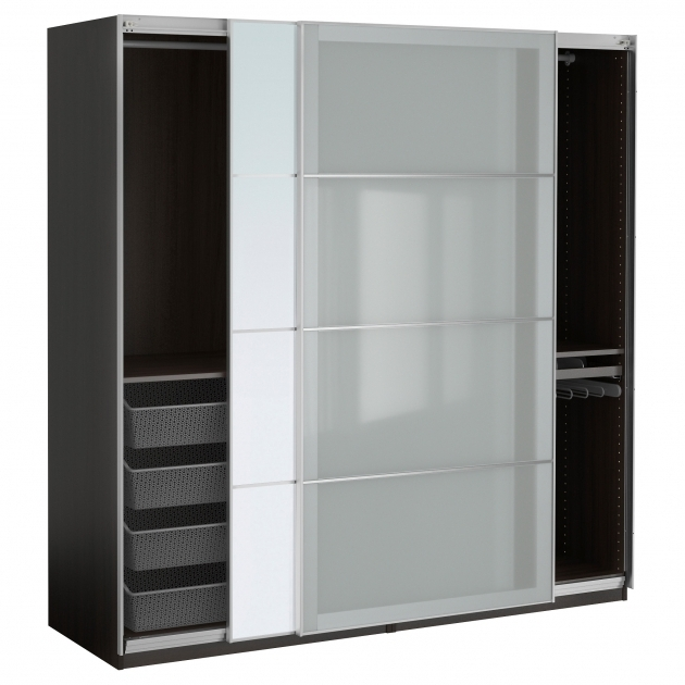 Free Standing Closet Wardrobe Wardrobes Armoires Closets Ikea Picture