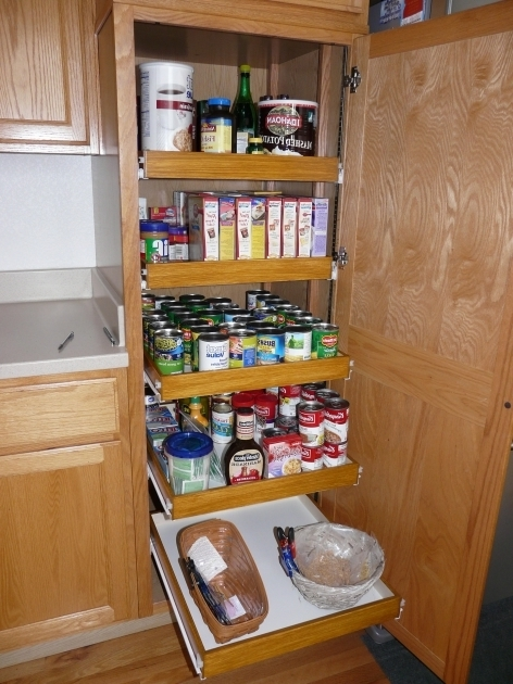 Pantry Closet Systems Kitchen Pantry Cabinet Pull Out Shelf Storage Sliding Shelves Pics