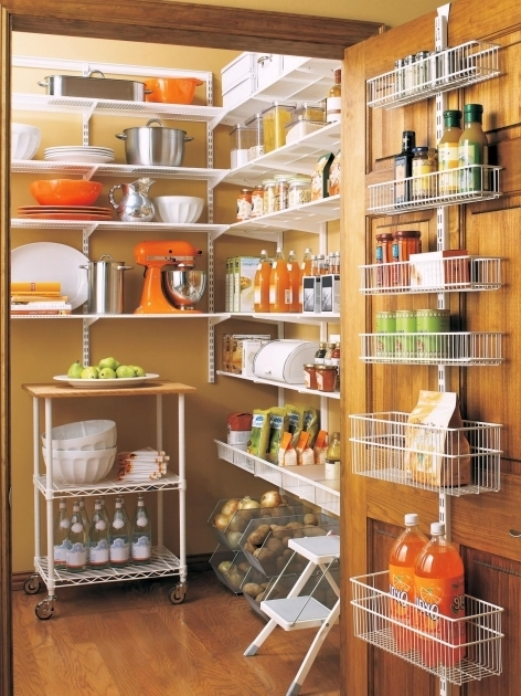 Pantry Closet Systems Pantry Organization And Storage Ideas Hgtv Pics