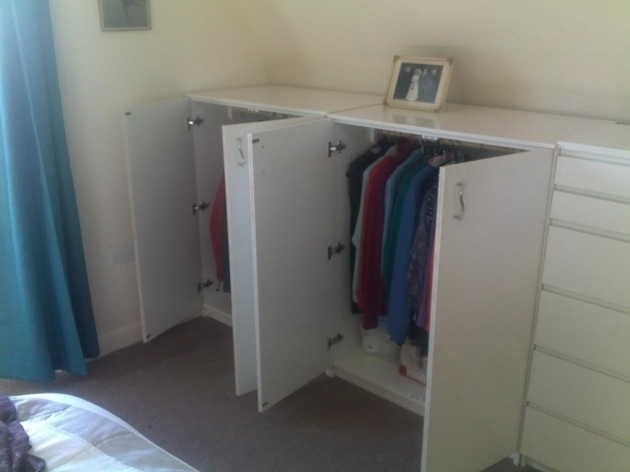Short Wardrobe Any Cabinet Makerscarpenters In The House Tonight Fitted Image