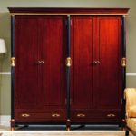 Solid Wood Armoire Wardrobe Mahogany And More Armoires Photos