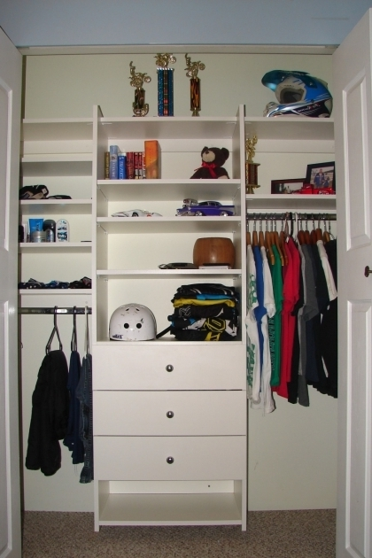 Best Adorable Closet System With Neatly Open Wardrobe Organize And Multi Purpose Wardrobe Designs Image