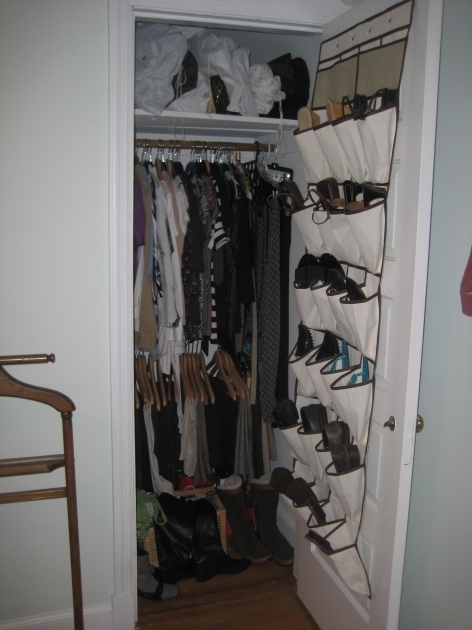 Image of How To Fit A Big Wardrobe Into A Small Closet Working Mom Style Small Wardrobe Closet Images