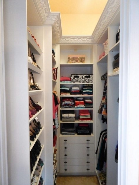 Inspiring Small Walk In Closet Organizers Home Design Interior And Exterior Wardrobe Designs For Small Spaces Photo
