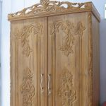 Alluring Latest Wooden Almirah Design ৷৷ Wardrobe Collection - Youtube Wood Almari Design Pic
