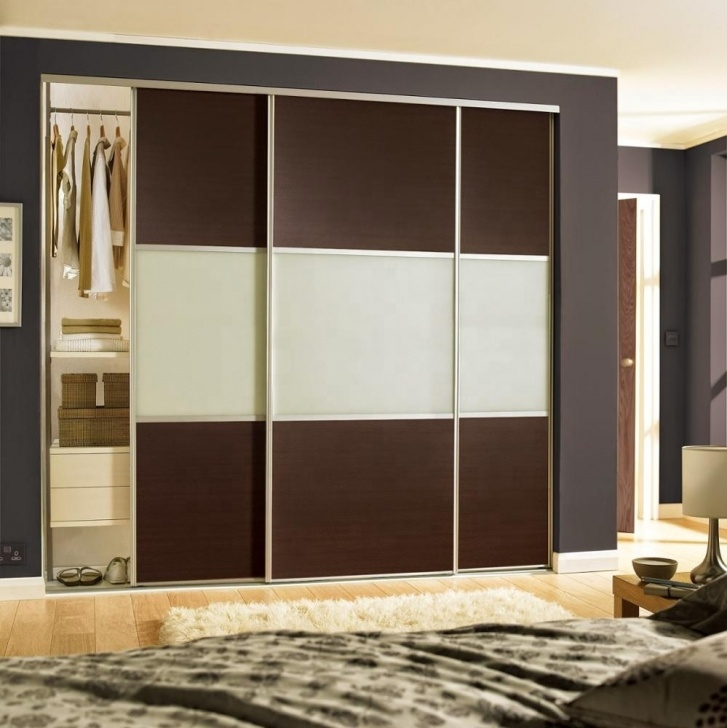 Alluring Trlife Sliding Door Closet Bed Room Wardrobe Malaysia Bedroom Bedroom Almari Design Photos
