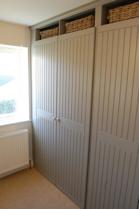 Alluring Wardrobe Doors, Replacement Wardrobe Doors, Fitted Custom Made Large Wardrobes Image