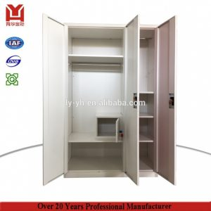 Amazing Most Popular 3 Door Godrej Steel Almirah Metal Safe Locker Bedroom How Much Is Metal Bedroom Wardrobe Pics